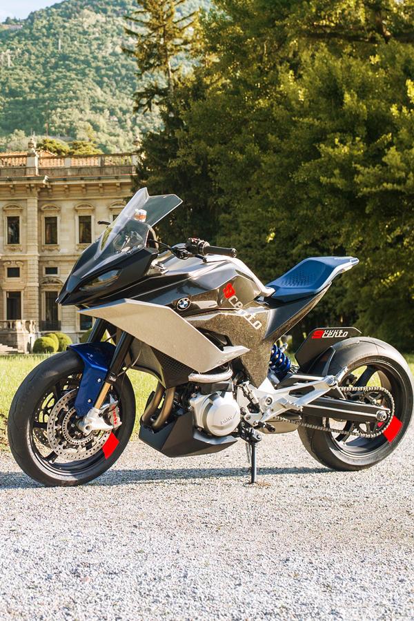 New BMW 9Cento ADV 900cc