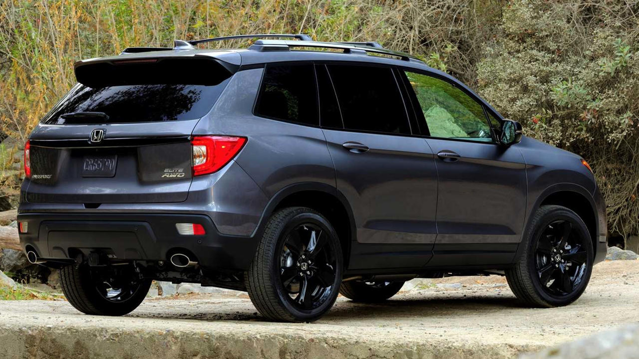 Honda Passport to be revived as a 5 seater Pilot