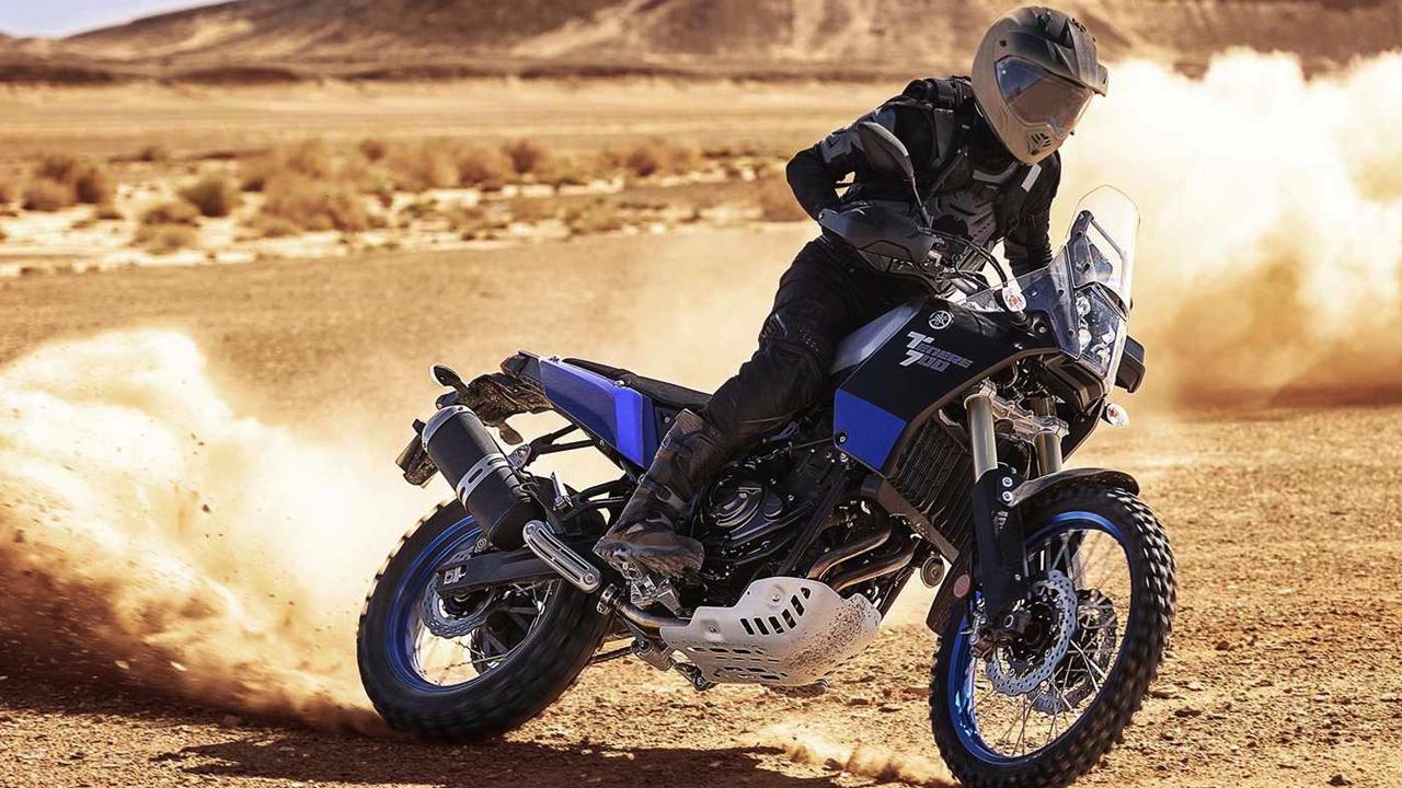 New Yamaha Tenere ADV 2020