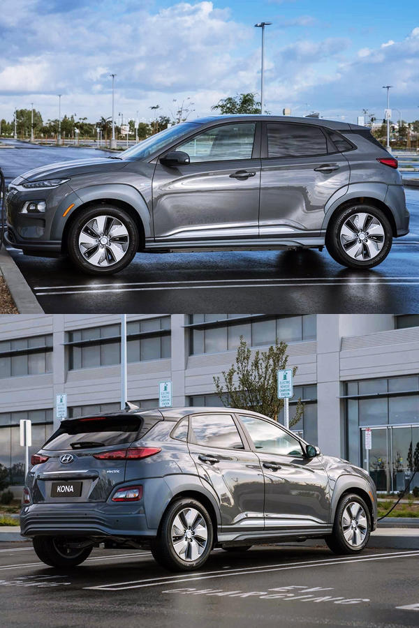 2019 Hyundai Kona USA