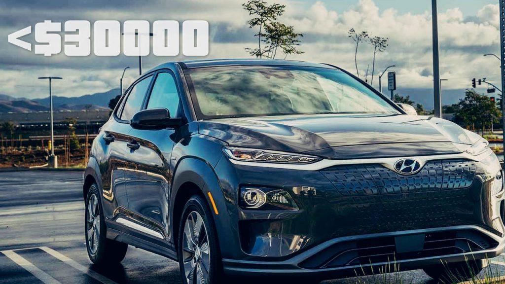 Electric Hyundai Kona