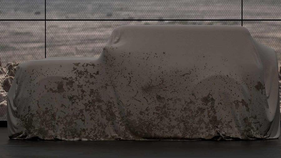 Ford Bronco Puma