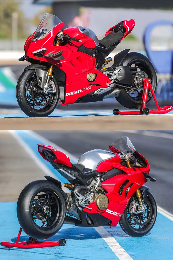 New Ducati Panigale V4 R