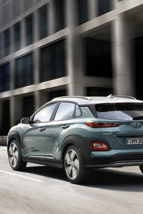 New Hyundai Kona Electric US