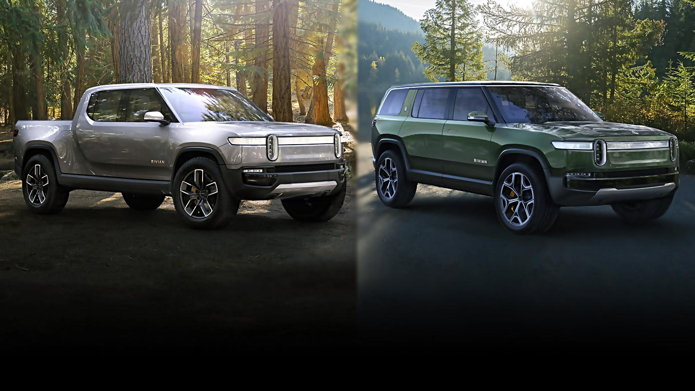 Rivian R1S & R1T- A detailed look