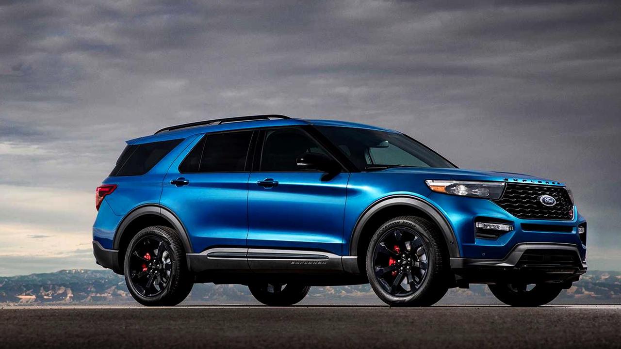 2020 Ford Explorer St Amp Hybrid Price Release Amp More