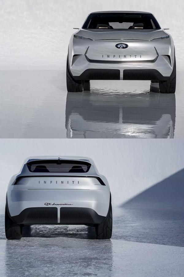 Infiniti QX Inspiration Concept Detroit