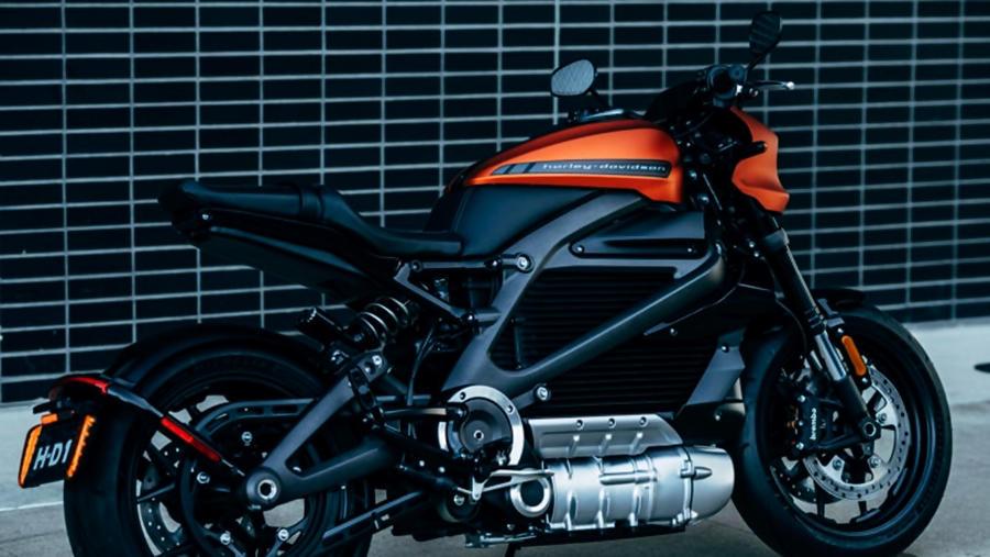New Harley Davidson Livewire