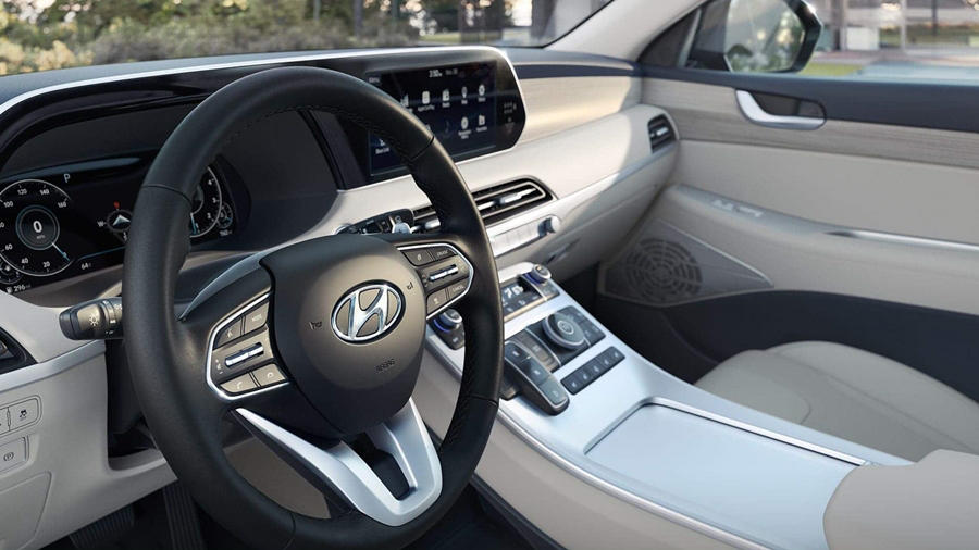 New Hyundai Palisade 2020 interior