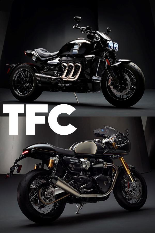 Triumph TFC factory division