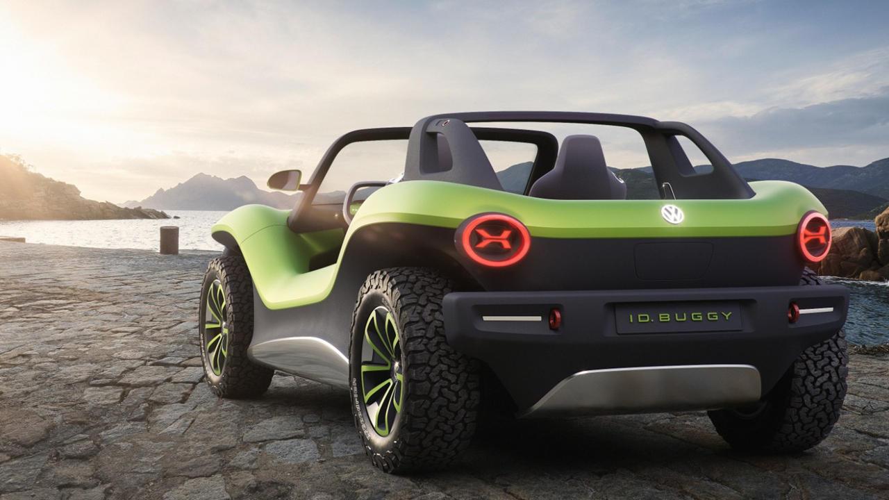 VW ID Beach buggy Electric