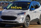 New Ford Escape 2020