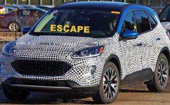 New Ford Escape 2020