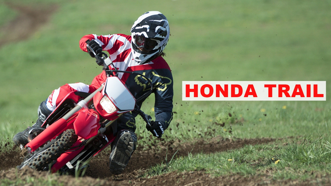 New Honda Trail Dirtbikes