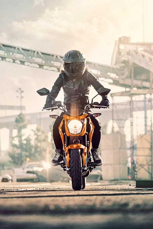 New Kawasaki Z125 2019