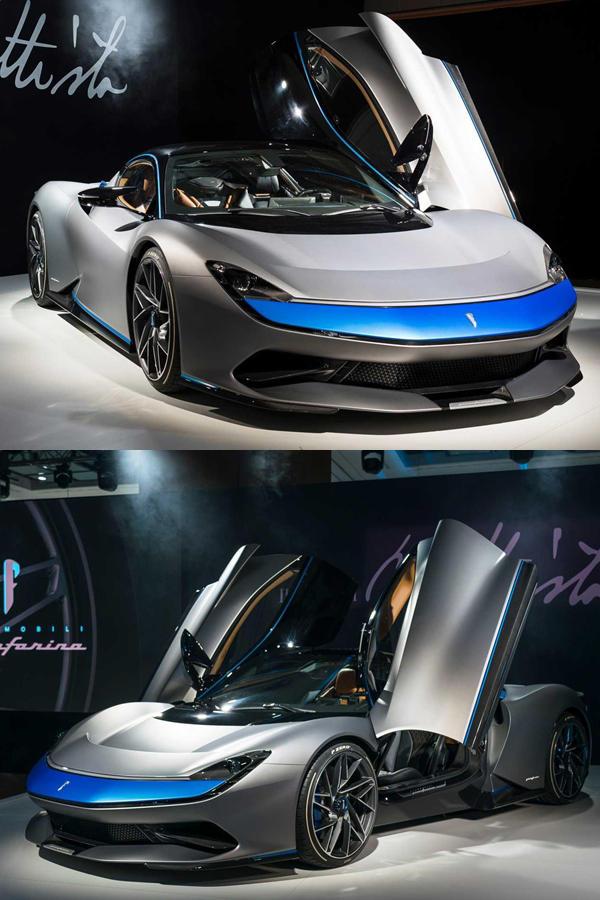 New Pininfarina Battista Supercar
