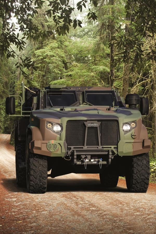 US Army Oshkosh Defence JLTV