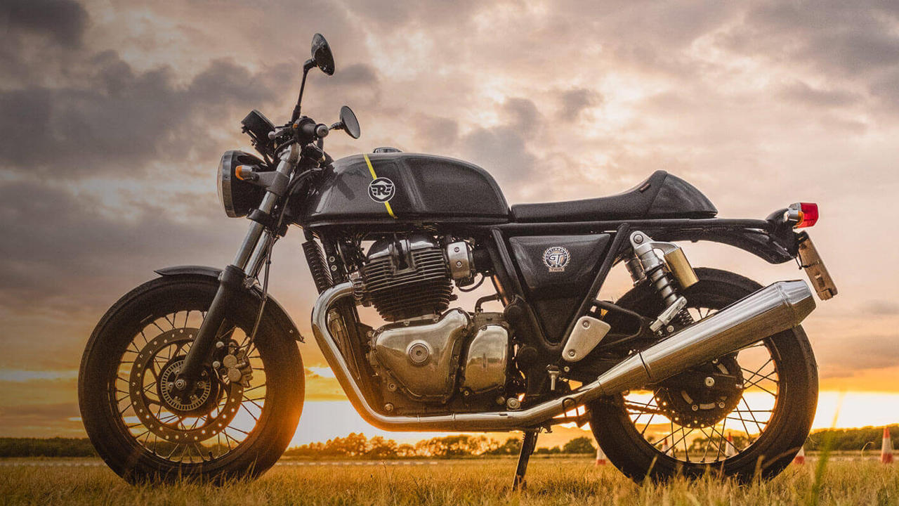 2020 Royal Enfield Continental GT650