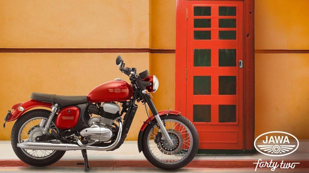 Jawa motorycles India