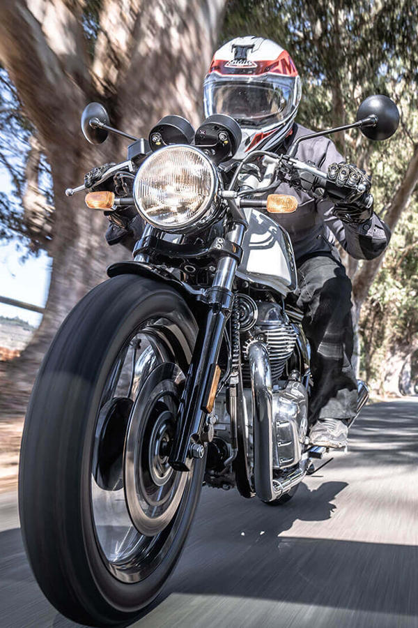 New Royal Enfield Continental GT650