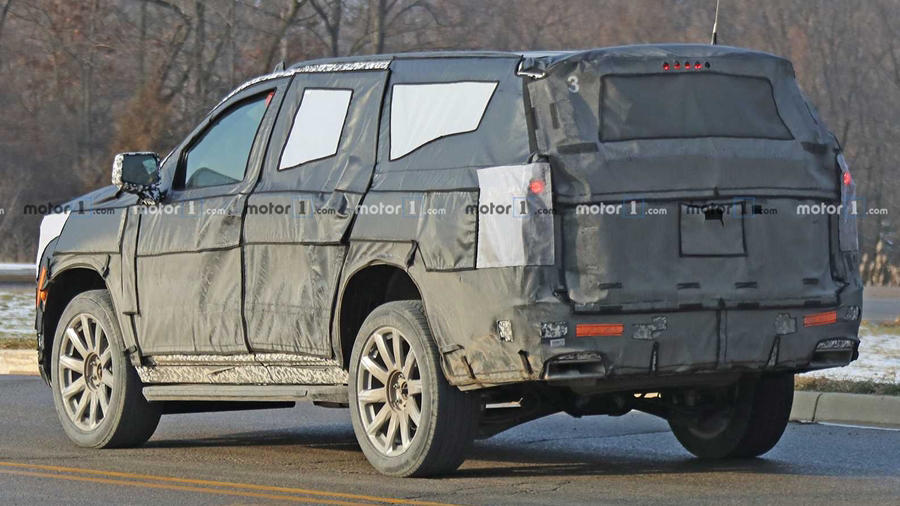 It's 2021 Cadillac Escalade not 2020 | Design and Specs ...