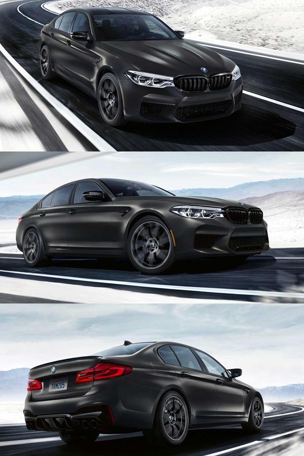 M5 new grey edition