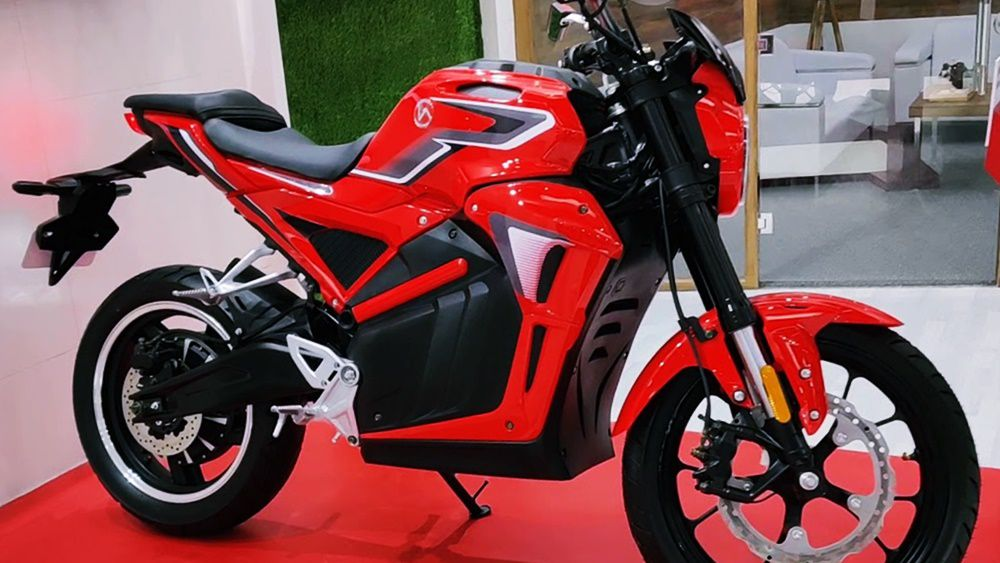 Hero Electric Bike [AE47] coming in 2021. Priced above 1 lakhs!