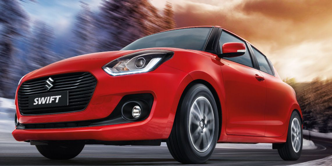Maruti Suzuki Swift Petrol | Rs. 5.19 Lakhs