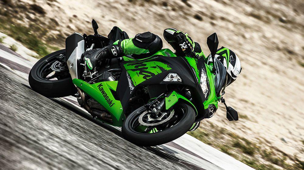 Kawasaki Ninja 300 | Rs. 2.98 Lakhs
