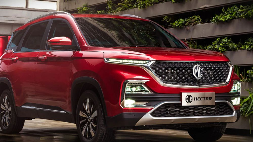 MG Hector | ₹ 12.83 Lakh