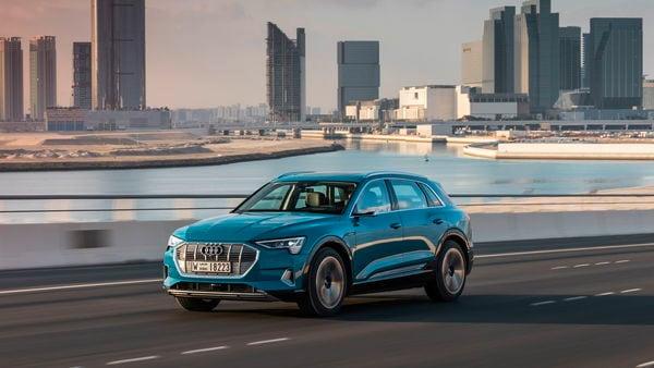 Audi e-tron India launch on July 22