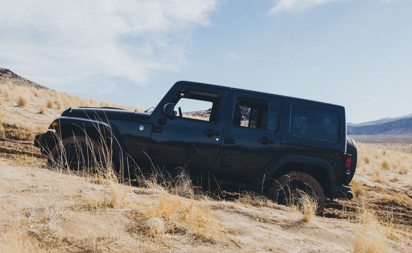 The Beginner's Guide to Building Your Dream Off-Road Vehicle
